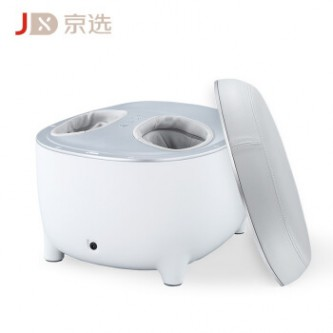 JD Selection l Momoda small stool multi-function foot massager pedicure machine roller scraping airbag extrusion hot compress